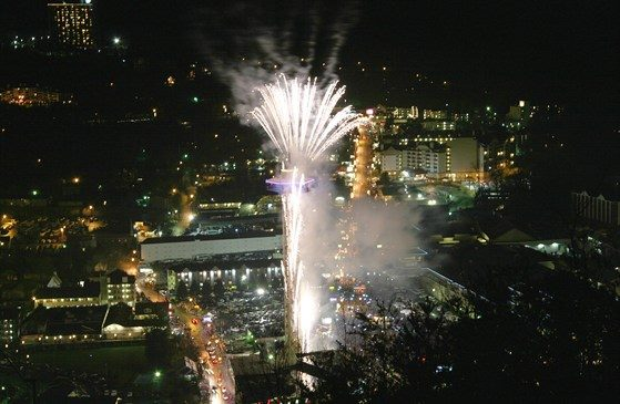 Celebrating New Years in Gatlinburg: Things To Do